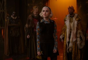 chilling adventures of sabrina - the judas kiss