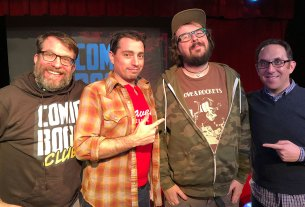 Comic Book Club - Matt Rosenberg