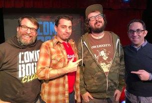 Comic Book Club - Matt Rosenberg