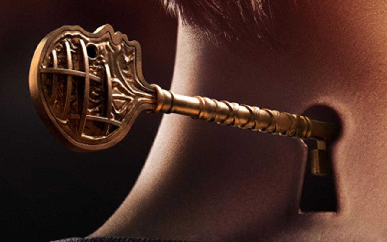 Locke & Key Netflix Key Art