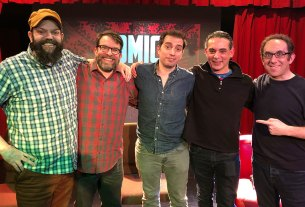 Comic Book Club - Jared Reinmuth and Pat Kennedy