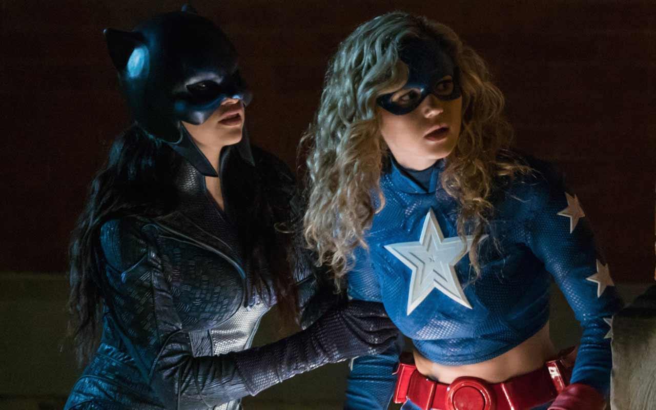 DC's Stargirl - Wildcat