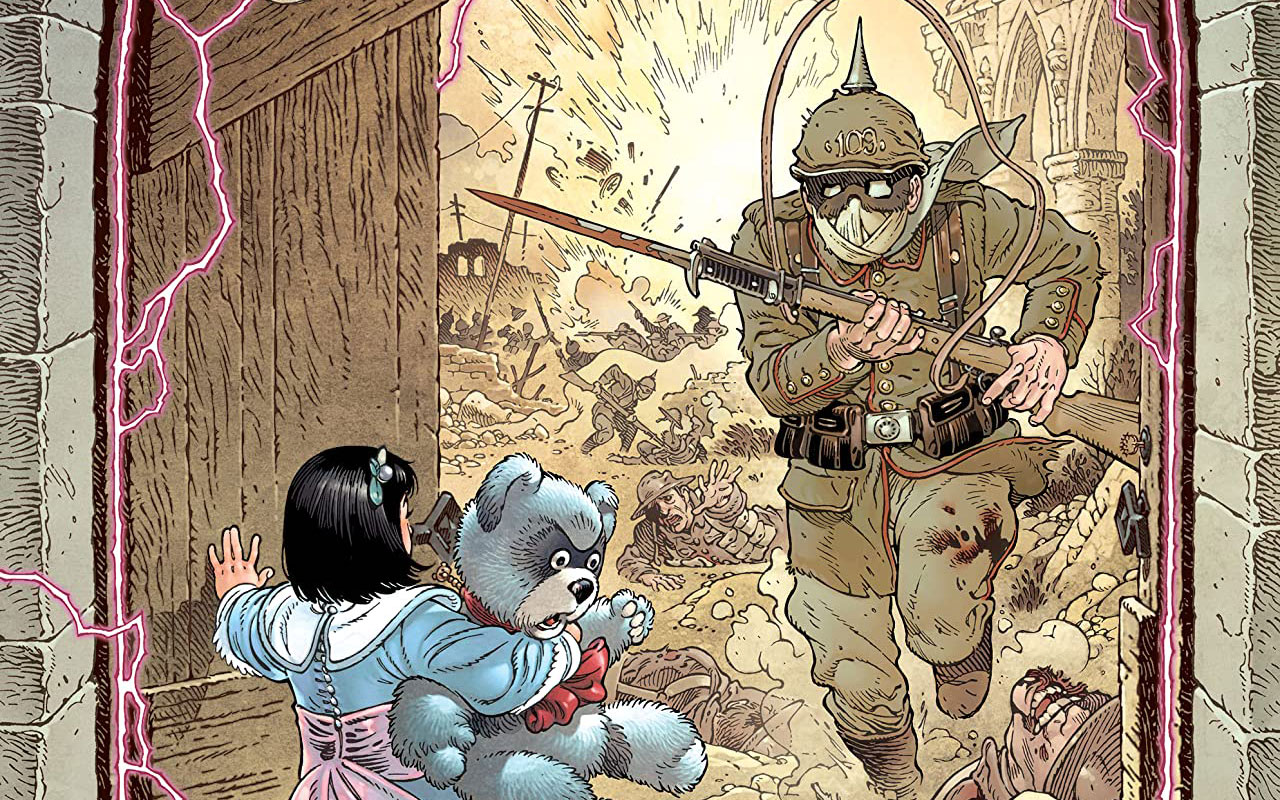 Locke & Key: … In Pale Battalions Go … #1