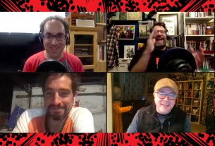 Comic Book Club - Cullen Bunn