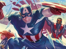 Captain America #25