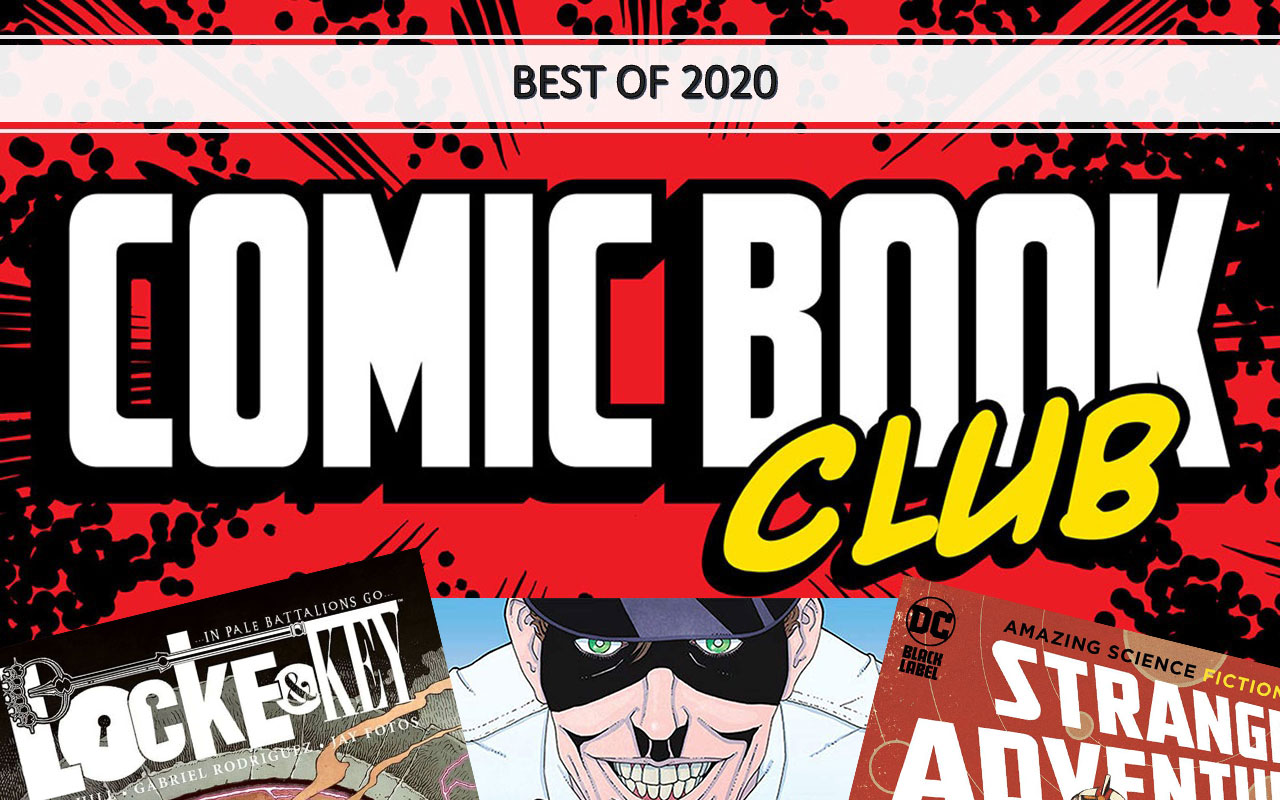 Best Comic Books 2020