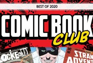 Best Comic Books 2020
