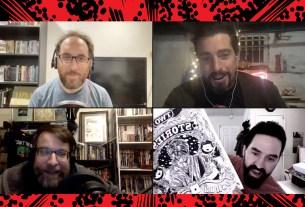 Comic Book Club: Joshua Kemble And Curtis Clow