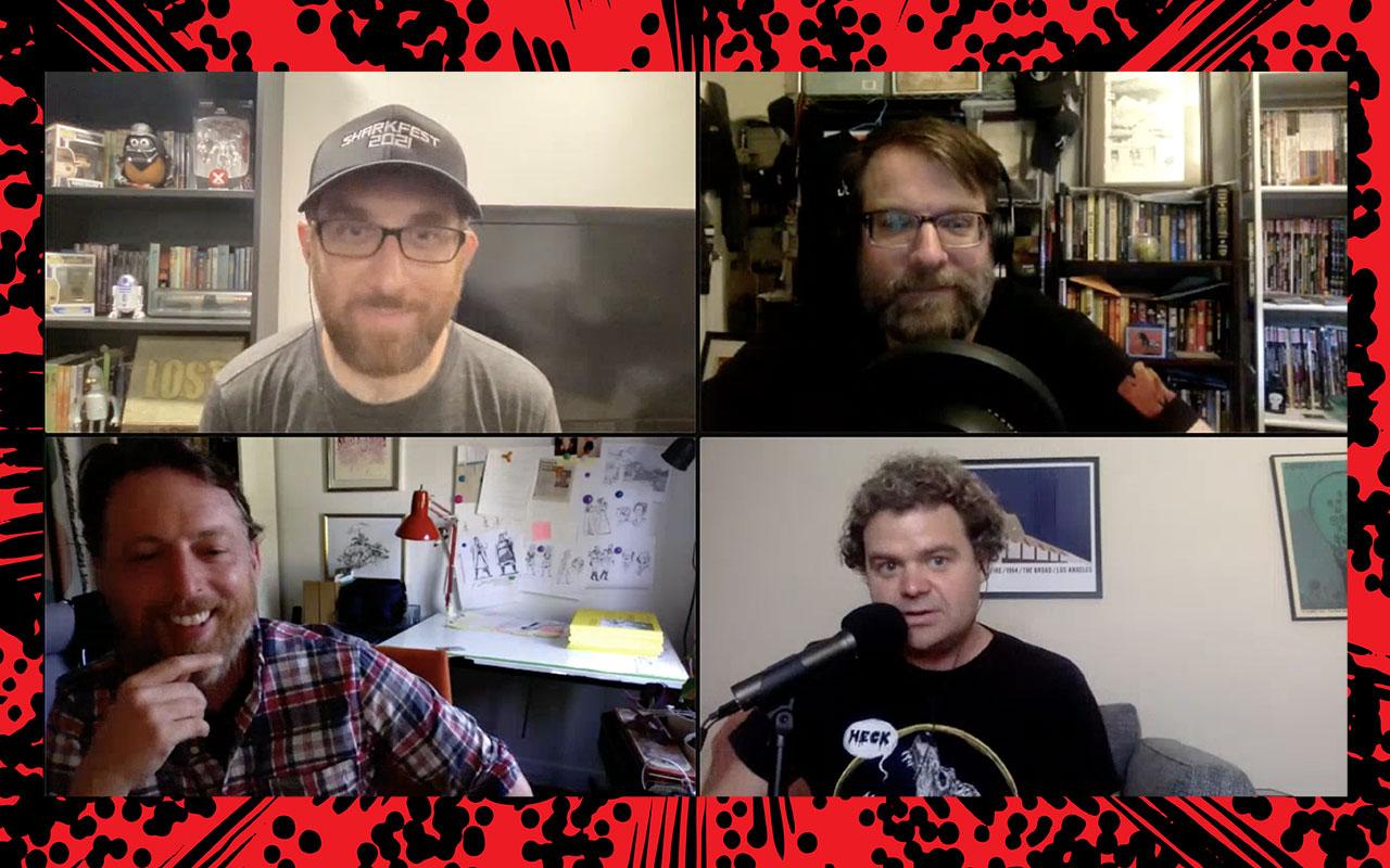 Comic Book Club - Jordan Morris and Tony Cliff