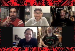 Comic Book Club - W. Haden Blackman and J.H. Williams III