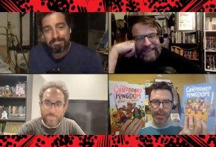 comic book club - chad sell