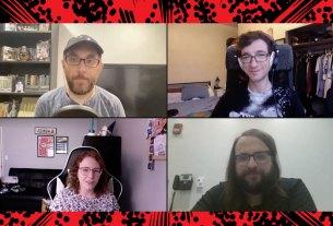 Comic Book Club: Dave Scheidt And Miranda Harmon