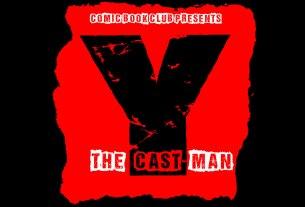 Y The Cast Man Logo