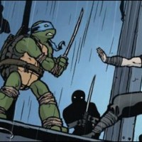 Preview - TMNT Micro Series #4: Leonardo (IDW)