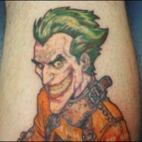 Great Comic Book Tattoos