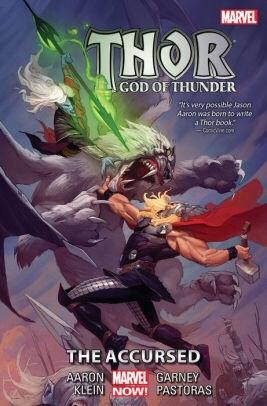 Thor The Accursed 1
