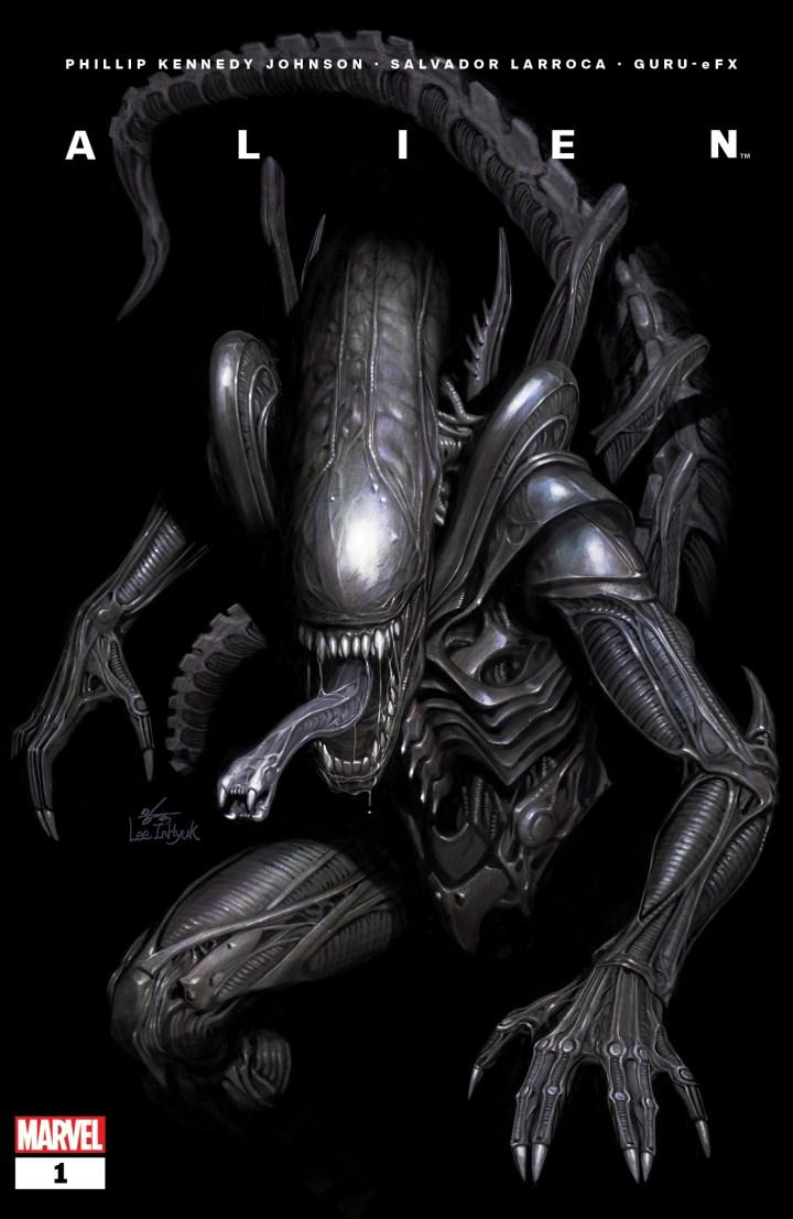 Alien #1 cover 1