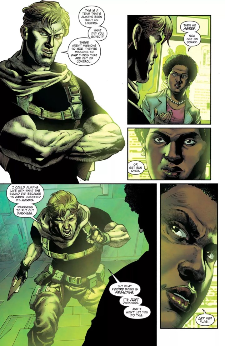 Suicide Squad #1 Page 4