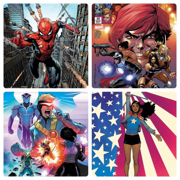 Marvel Comics March 2021 Solicit pic 2