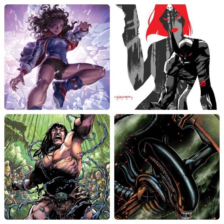 Marvel Comics March 2021 Solicit pic 1