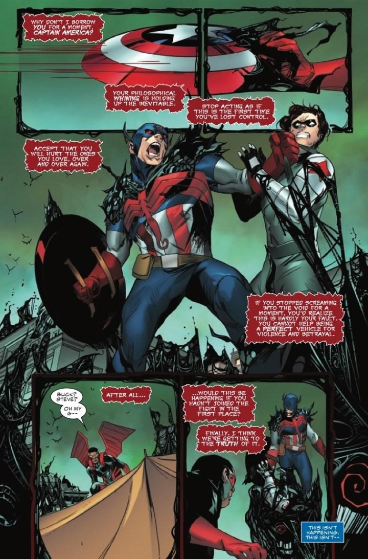 King in Black: Captain America #1 P2