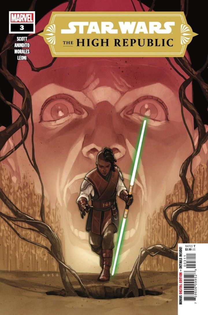 Star Wars: High Republic #3 cover 1