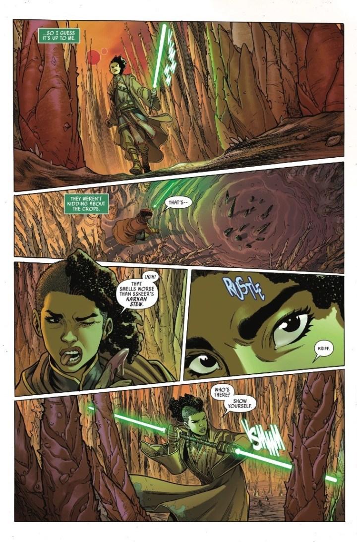Star Wars: High Republic #3 pic 2