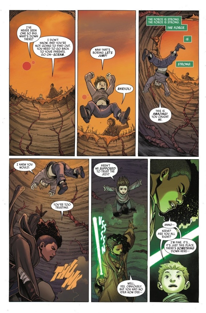 Star Wars: High Republic #3 pic 5