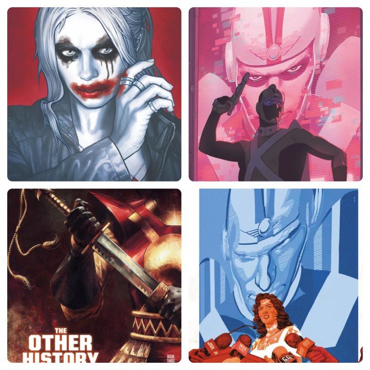 DC Comics March 2021 Pic 1