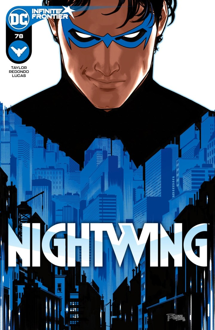 Nightwing #78 Preview cover 1