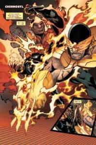 avengers #43 wolverine vs black panther