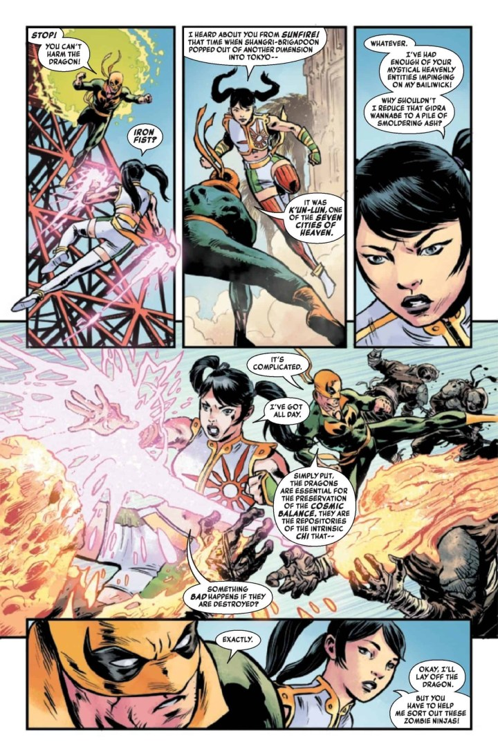 Iron Fist: Heart of the Dragon #3 p4