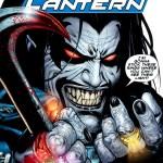 Green Lantern #55 1:25 Variant – August 2010