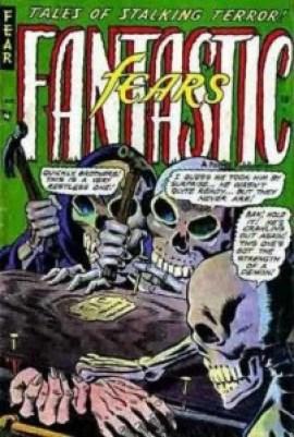FANTASTIC FEARS #5