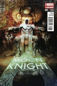 Moon Knight Vol 7 #1 (Bill Sienkiewicz Variant)