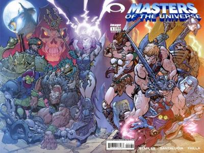 Masters of the Universe #1 B