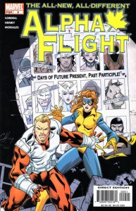 Alpha Flight v3 #9