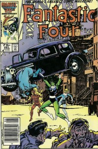 Fantastic Four #291