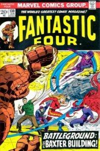 Fantastic Four #130