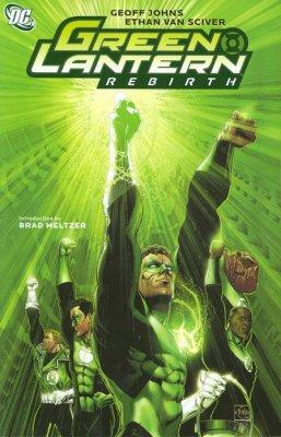 Green Lantern Rebirth TPB (2nd Print)