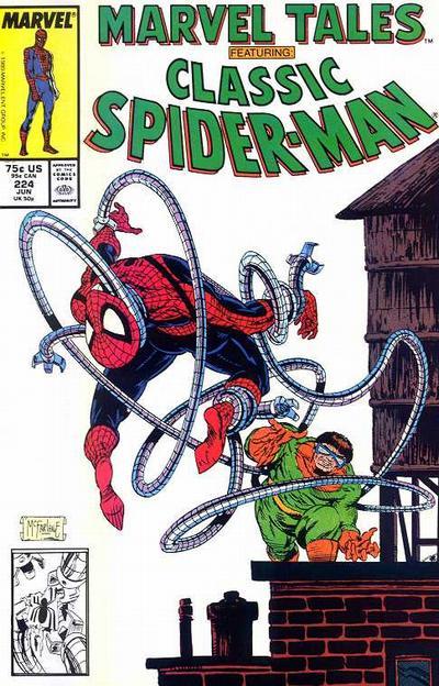 Marvel Tales #224