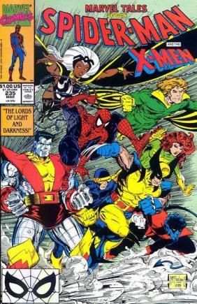 Marvel Tales #235