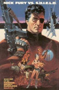 Nick Fury VS SHIELD #1