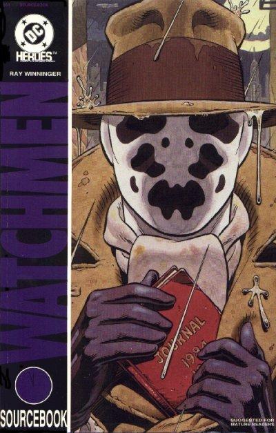 Watchmen Sourcebook