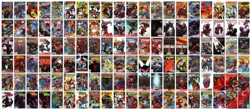 Carnage cover gallery