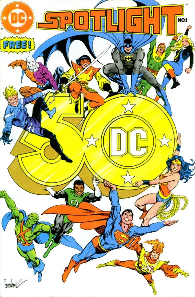 DC Spotlight #1