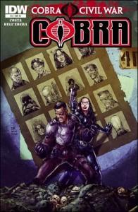 G.I.Joe: Cobra #5