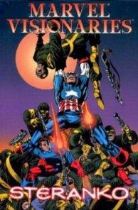 Marvel Visionaires: Jim Steranko