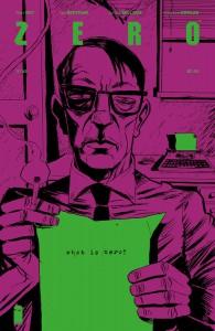 Zero #15 (Jeff Lemire Variant)