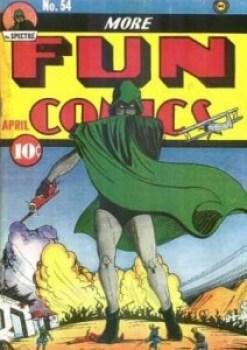 MORE FUN COMICS #54